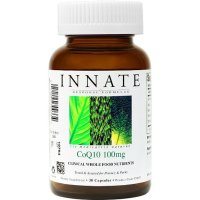Whole Food CoQ10 Innate Response 100 mg 60 vegetarian Capsules Homeopathic Holistic Herbal Pharmacy at Natural Medicine Center Lakeland Central Florida