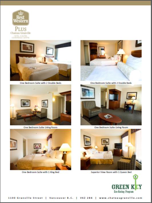 BW Room rates 3