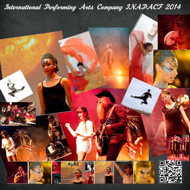 International Performing Arts Company 2014