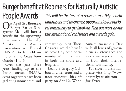 The local article april 25