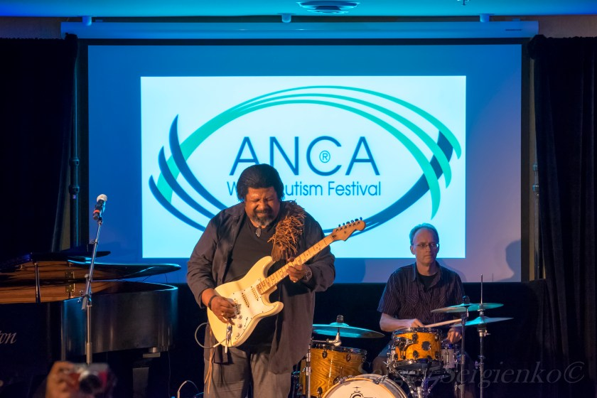 Jimmy D. Lane performs at the 2016 7th annual Gala - ANCA World Autism Festival 2016, Vancouver, B.C., Canada