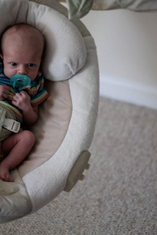 Medium Of 5 Week Old Baby