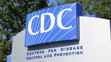CDC issues flu vaccine apology: this year's vaccine doesn't work!  Editorial-Use-CDC-Centers-for-Disease-Control-and-Prevention-Sign