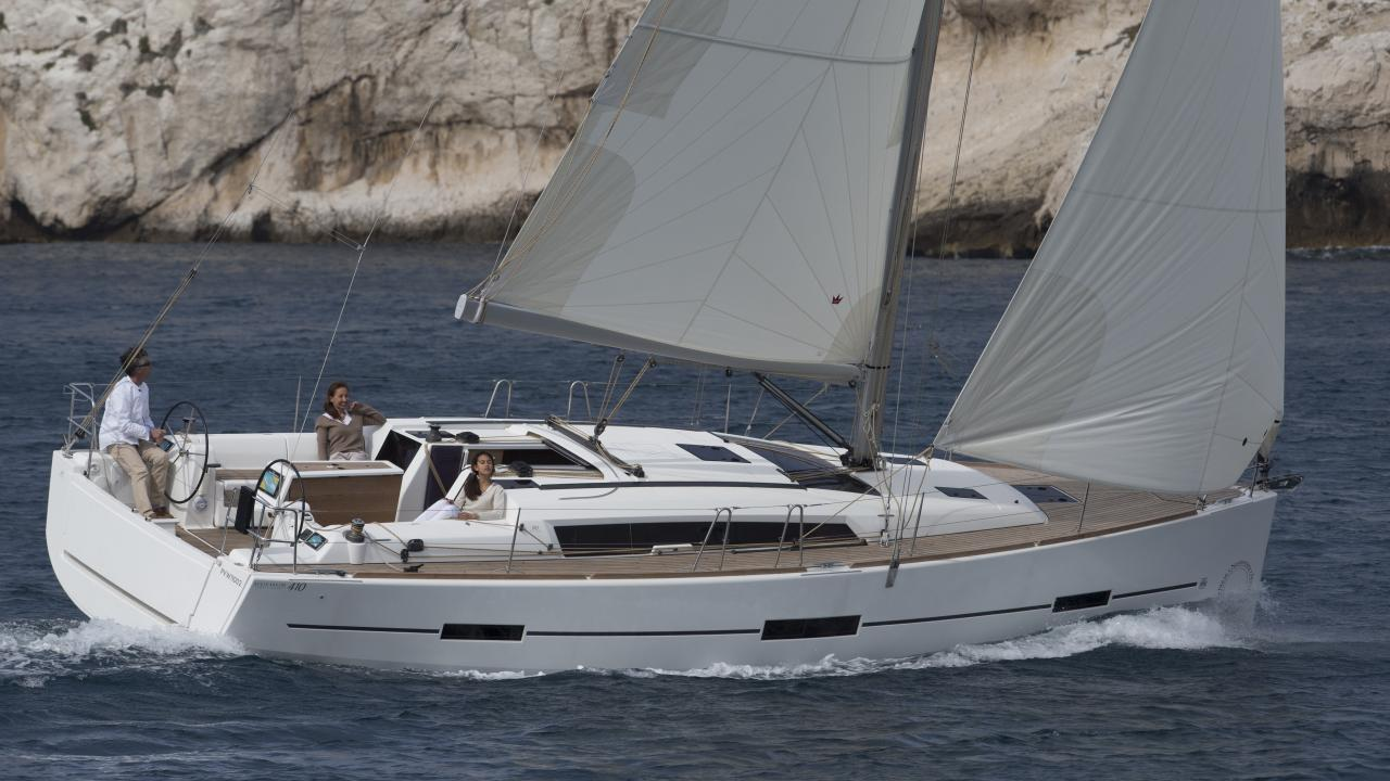 "affitto barche a vela La Spezia | Dufour 450 ""Take Your Time"""