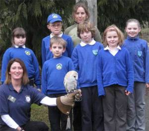 Rusland Barn Owl project picture