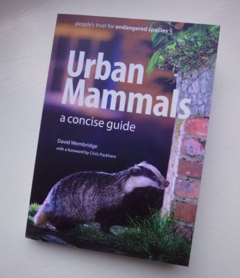 Urban Mammals, a concise guide (PTES)