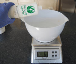 adding sodium lactate to the recipe