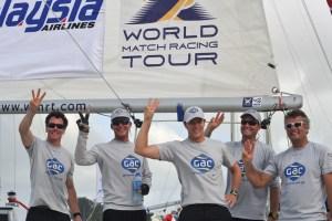 WMRT : Williams de nouveau champion du monde de Match Racing
