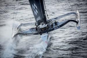 Trophée Jules Vernes : Top départ