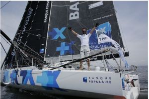 The Transat Bakerly : Le Cleac'h takes a convincing win in IMOCA 60 class