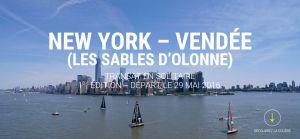 IMOCA Ocean Masters : New York – Vendée (Les Sables d'Olonne) Transatlantic solo race