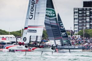 ACWS : Up and down pour Groupama Team France