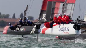 Louis Vuitton ACWS :  J-5 Groupama Team France bientôt dans son jardin !