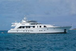 Quality Christensen yacht M/Y Rusalka for sale
