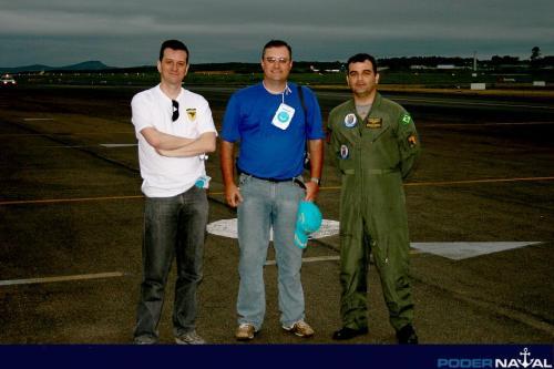 Nunao, Wiltgen e CC Sobral