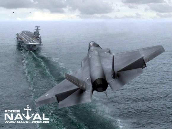 F-35C_CVN