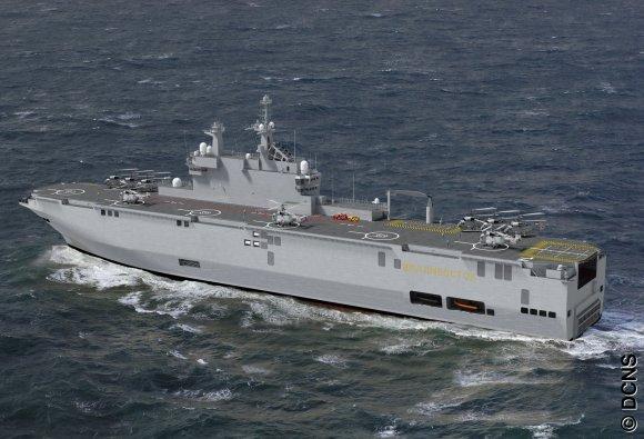 BPC russo Vladivostok - imagem via DCNS