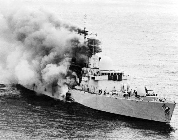 HMS Sheffield 2