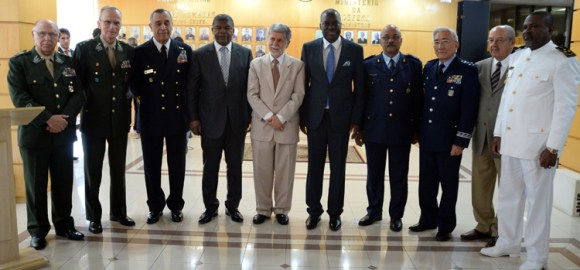 Acordo Brasil Angola Pronaval - foto Ministério da Defesa