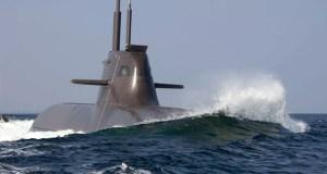 Submarino Type 212 - U33 - foto Marinha Alema