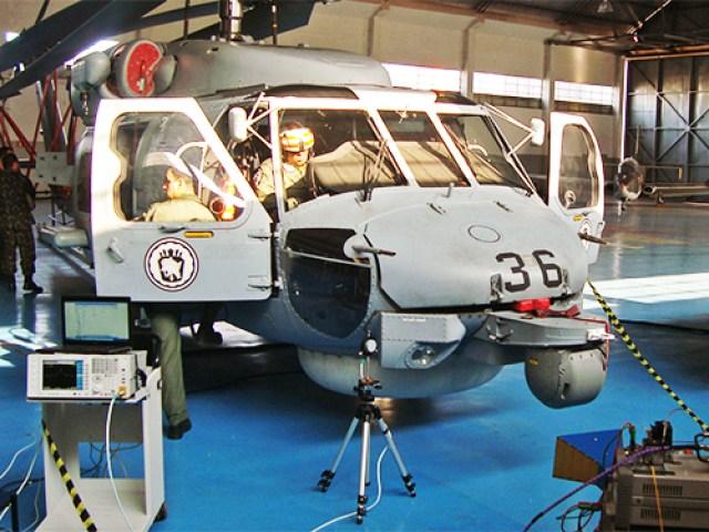 SH-16 em avaliação
