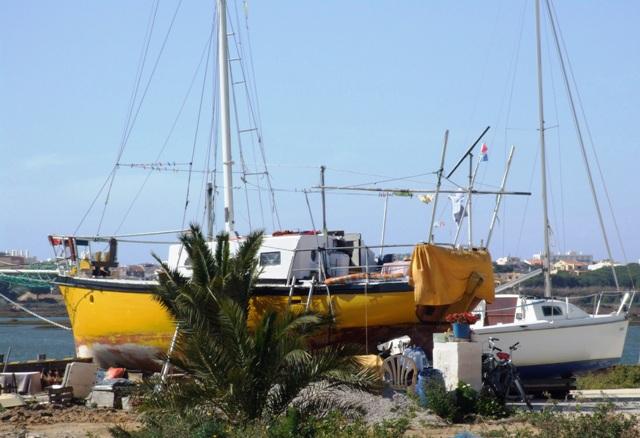Bobbys boat