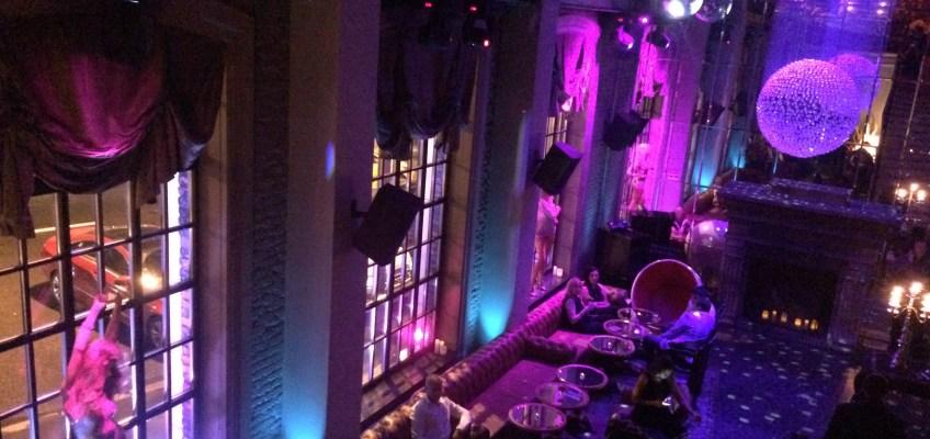 モスクワ旅行記 Soho Rooms モスクワの最高のレストラン