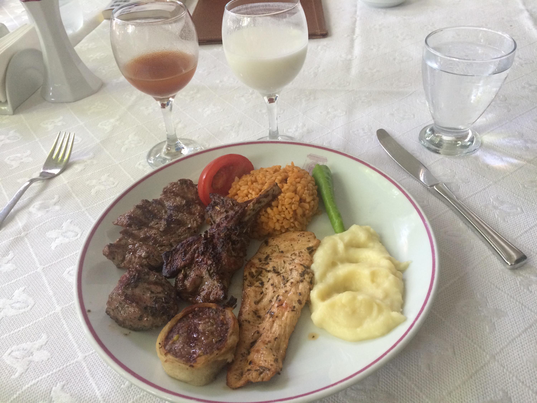 食べ歩き トルコ旅行記 イスタンブール1日目