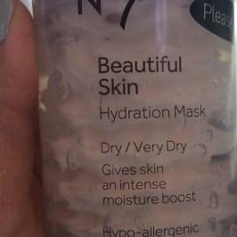 オススメイギリスコスメ❤ブーツのNo 7 face mask