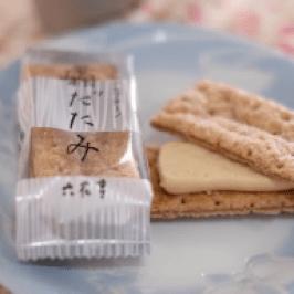 イギリスで大人気な北海道お土産 六花亭のお菓子 試食記