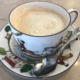 銀座シックスに上陸したDIORディオールのカフェでイギリス流アフタヌーンティー