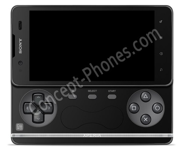 Sony Xperia Play 2 en el Mobile World Congress 2012