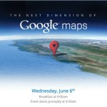 Evento de Google Maps