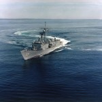 USS Simpson (FFG 56), a guided missile frigate