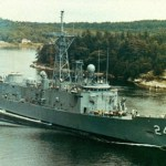USS Jack Williams (FFG 24), guided missile frigate