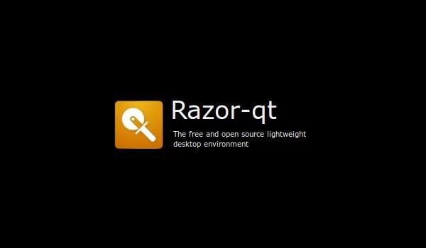 Archlinux Razor-qt5
