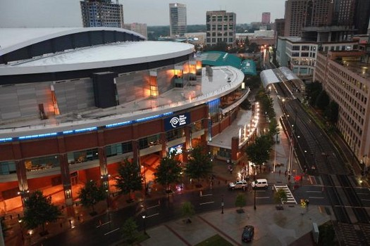 City Of Charlotte Prepares To Host 2012 Democratic Convention