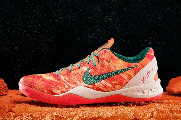 Nike kobe 8 houston all star 2013