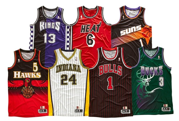 Camisetas retro NBA