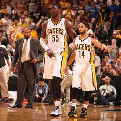 Pacers 2013