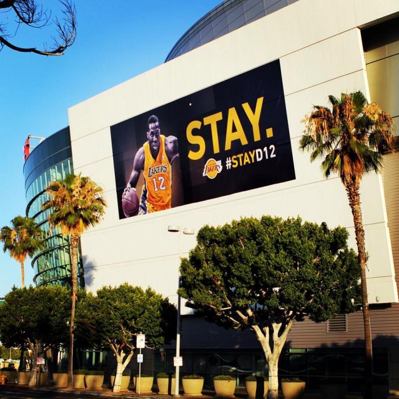 Lakers valla Howard
