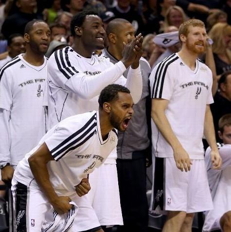 Spurs Finales 2013