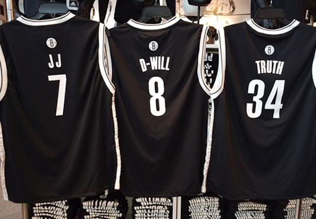 camisetas Brooklyn Nets