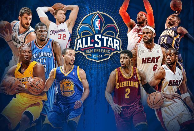 quintetos All-Star NBA