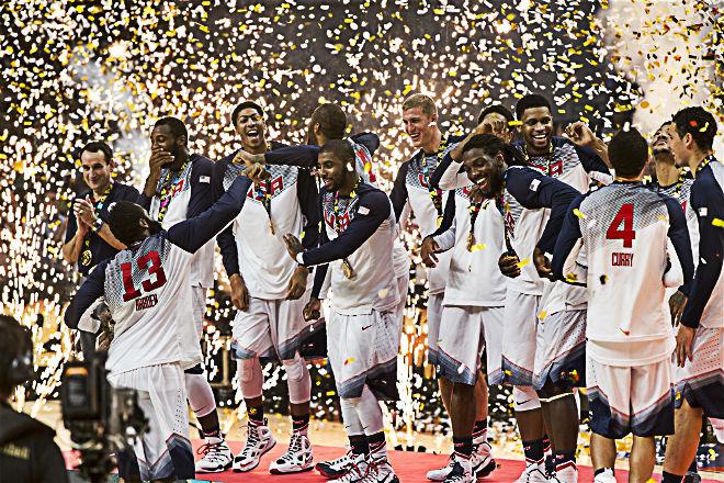 Team USA Oro
