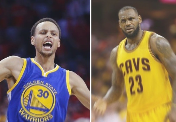 Curry vs LeBron