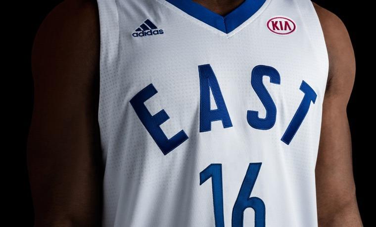 camisetas NBA All-Star 2016 Este