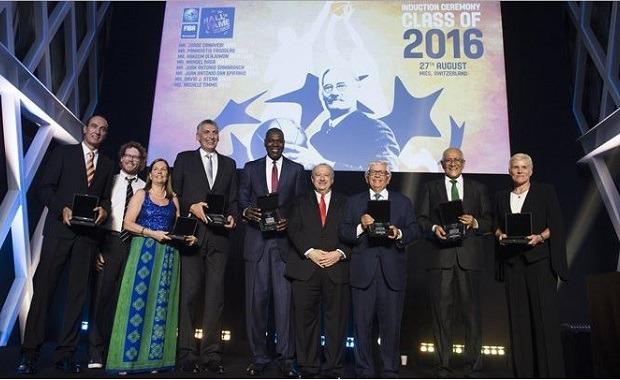 Salón de la Fama FIBA 2016