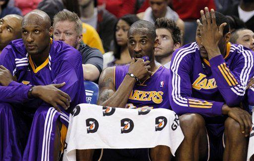 Los Lakers se deben avergonzar de esta derrota en Charlotte