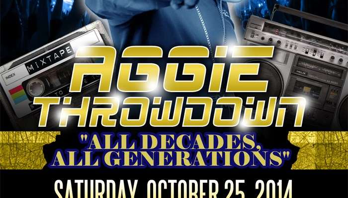 Aggie Throwdownweb